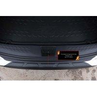 Защитная накладка на задний бампер Toyota C-HR 2018-