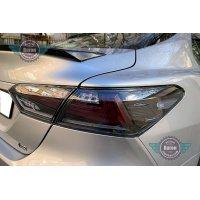 Автомобильные задние фонари Toyota Camry XV70  прозрачное стекло