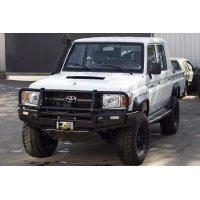 Расширители колесных арок Toyota Land Cruiser 79 2007-