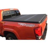 Жесткая крышка-тент на кузов багажника Toyota Tacoma Double Cab, 5`Short Bed