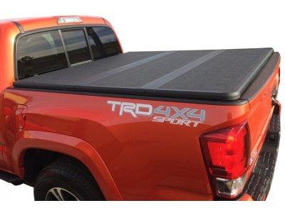 Жесткая крышка-тент на кузов для защиты багажника Toyota Hilux