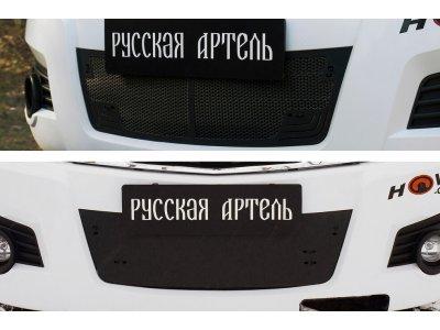 Пластиковая сетка и заглушка в бампер Great Wall Hover H3 2010-2013