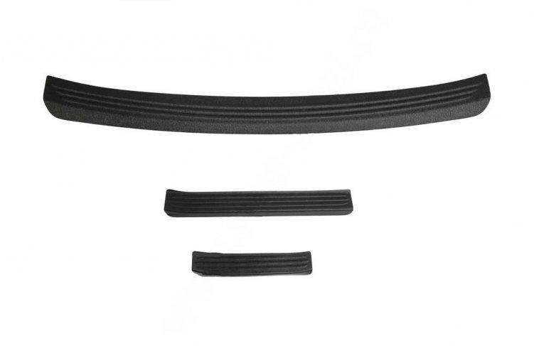 Защитный комплект накладок Киа Церато 2013-