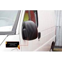 Защитные накладки на зеркала для Peugeot Boxer (модификация кузова 244)