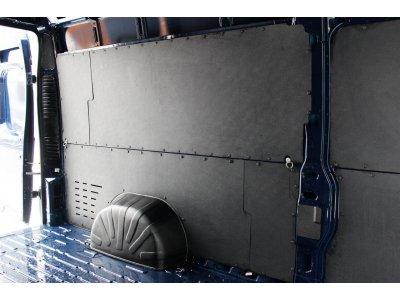 Обшивка фургона (три яруса) Ситроен Джампер 2014-