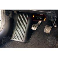 Накладка на ковролин в зону педалей для Lada Vesta 2015-