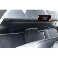 Накладка на ковролин заднего ряда сидений Lada Vesta 2015-