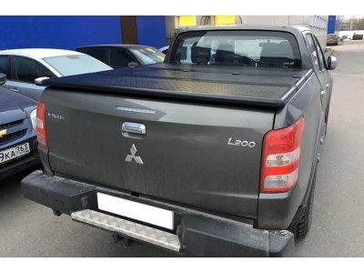 Жесткая крышка-тент на кузов пикапа Mitsubishi Triton L200 2015+