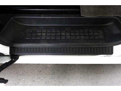 Накладки на пороги боковых сдвижных дверей Peugeot Traveller