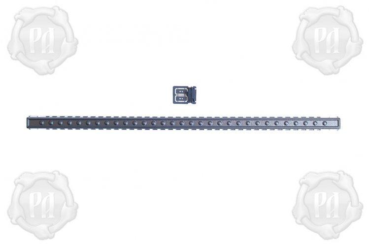 Крышка светодиодной балки 995 на 35 мм