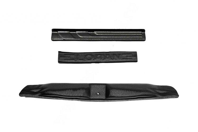 Защитный комплект накладок Рено Логан 2004-2013
