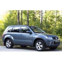 Расширители колесных арок (вынос 2,5 см) Suzuki Grand Vitara 2005-2012