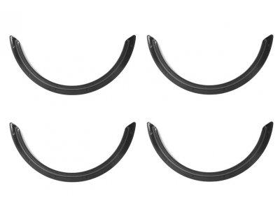 Фендеры на арки универсальные «new school» вынос 50 мм