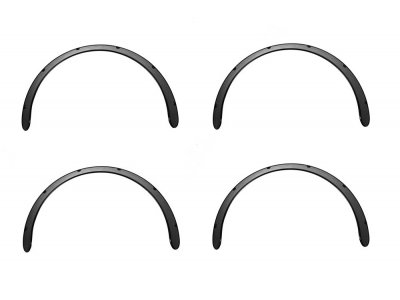 Расширители арок фендеры 50 мм (без заужения)