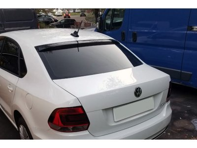 Дефлектор (козырек) заднего стекла Volkswagen Polo 5 2009-