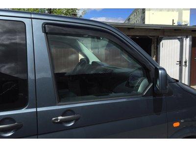 Дефлекторы на окна Volkswagen Transporter T5 2003-