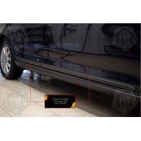 Молдинги на двери Volkswagen Jetta 2005-2011