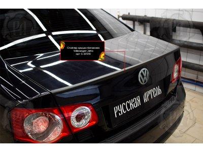 Лип-спойлер багажника Volkswagen Jetta 2005-2011